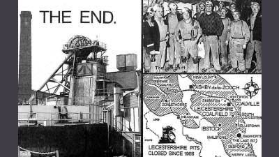 Bagworth Colliery – 30th anniversary of Closure
