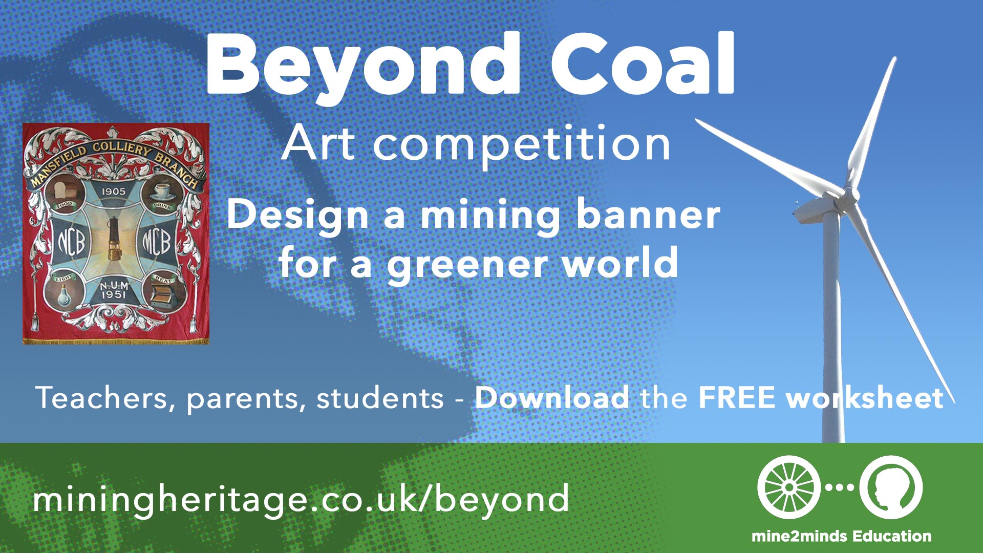 Beynd Caol Art Competition for Schools