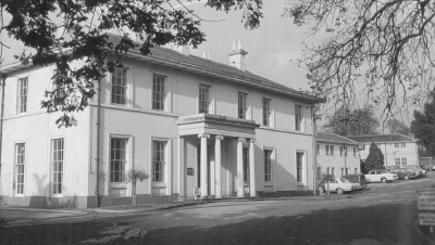 Eastwood Hall and the Walker Family: A Brief History of one half of the Barber Walker Co. dynasty